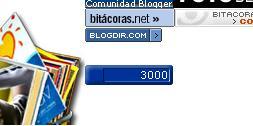 3000 visitas